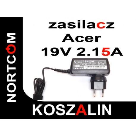 ZASILACZ ŁADOWARKA do ACER Aspire One 19V 2.15A