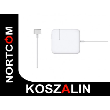 Zasilacz NORTCOM Mac Apple 60W 3,65A Macbook MagSafe 2