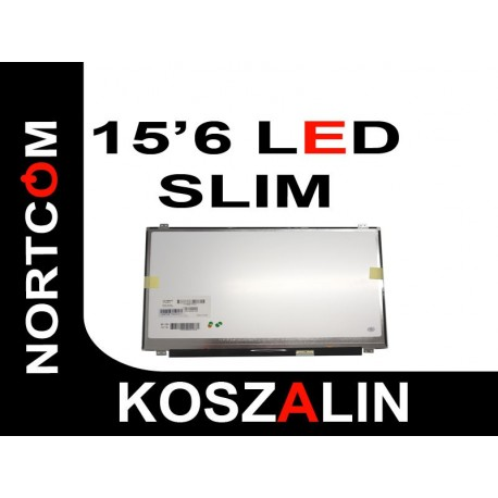 """Matryca LED 15,6""""SLIM  LP156WHB-TLA1 Błyszcząca"""