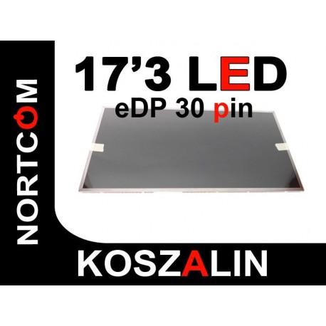 "Matryca LED HD 17,3"" N173FGE-E23 eDP 30pin"